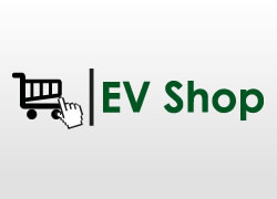 EV Shop logo