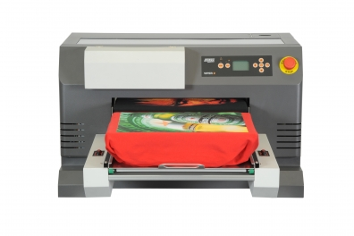 stampante digitale DTG VIPER 2 fronte