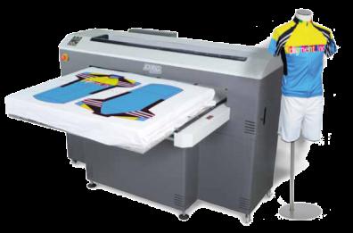 stampante digitale dtg m6 pretagliati