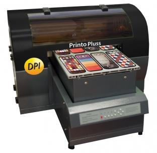stampante eco solvent per oggetti printo pluss