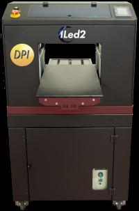 stampante UV led spessore