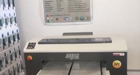 Stampante digitale per tessuto DTG M4