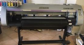 Plotter ecosolvent mimaki stampa e taglio CJV30-100