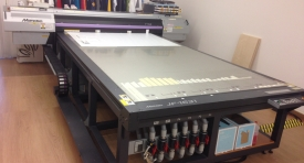 Plotter UV flat bed Mimaki 1631JF