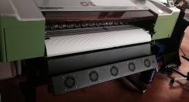 Plotter per sublimazione a 8 canali luce 1200 ! Fino a 20 mt/q orari
