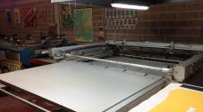 Macchina serigrafica Thieme 3040 3/4 automatica usata